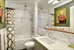185 Ocean Avenue, 3B, Sleek marble bath...