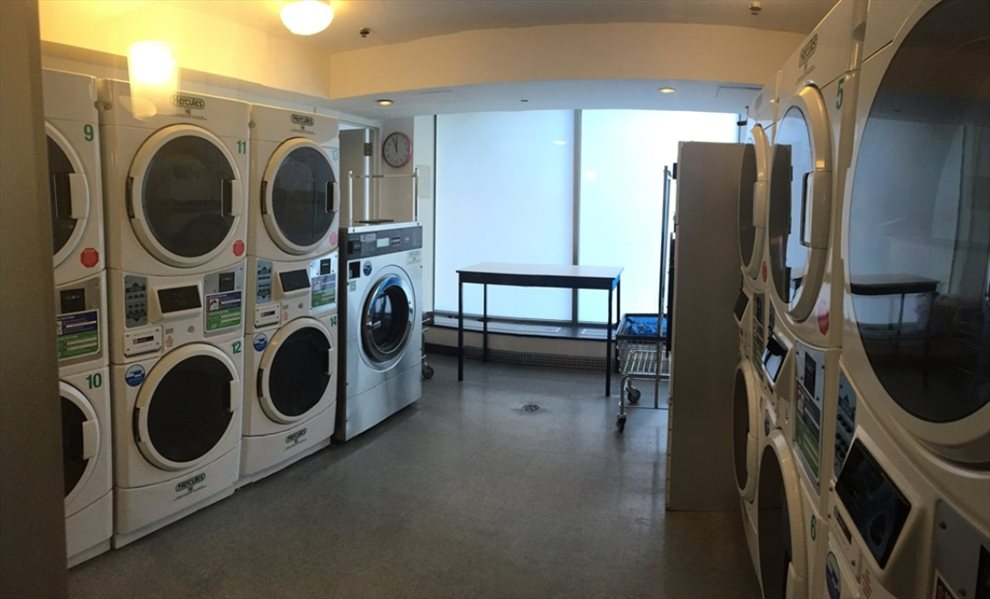 New York City Real Estate | View 53 Boerum Place, #2J | laundry room