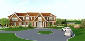 Spectacular New Construction On Almost 5 Acres, Southampton