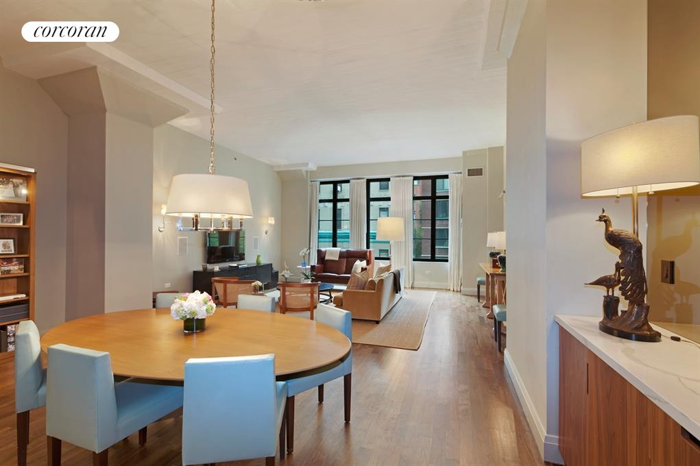 Corcoran 143 reade st apt 3a tribeca real estate for Tribeca property for sale