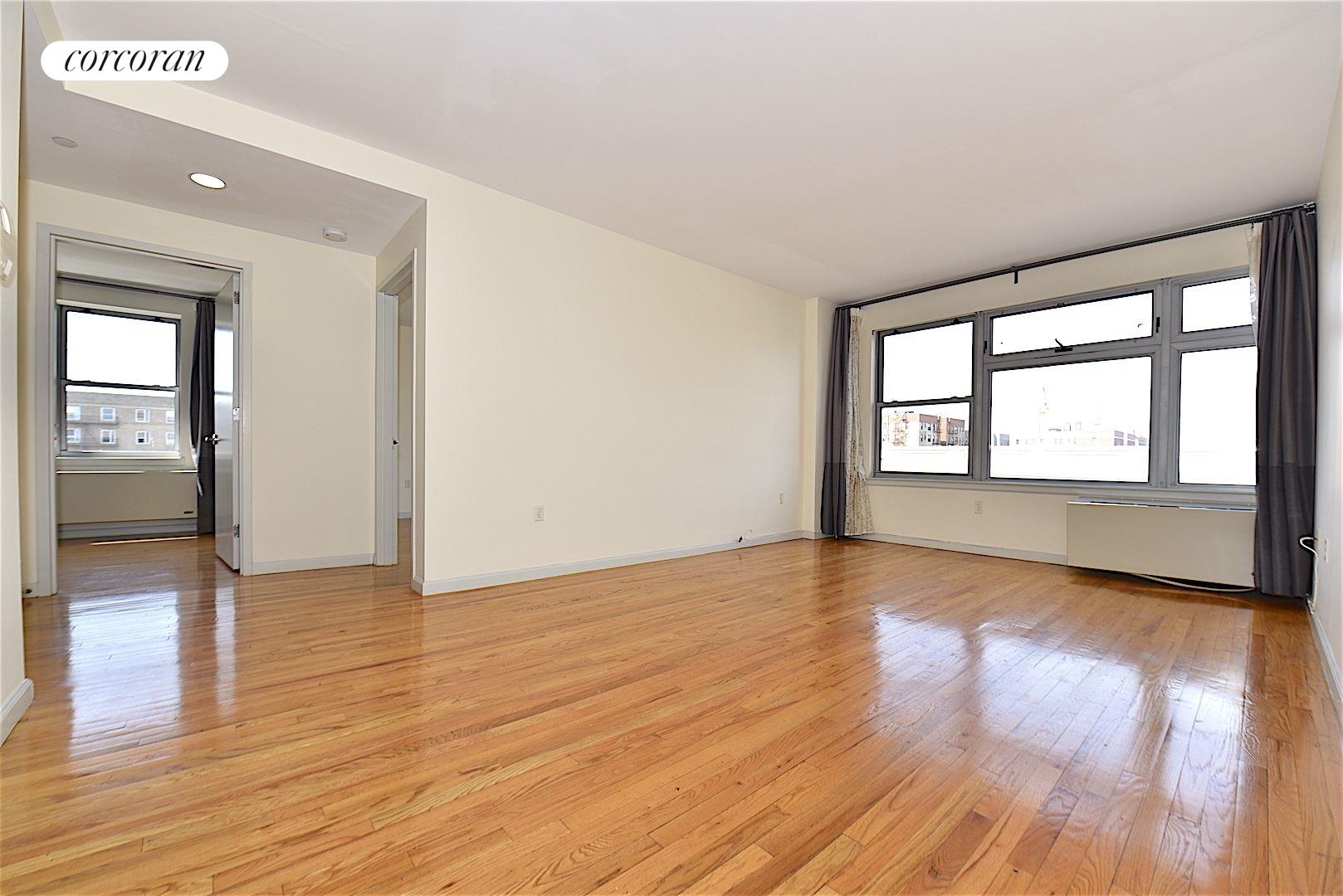 41-02 Queens Boulevard, 3D, Living Room