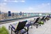 322 West 57th Street, 40H, Sundeck
