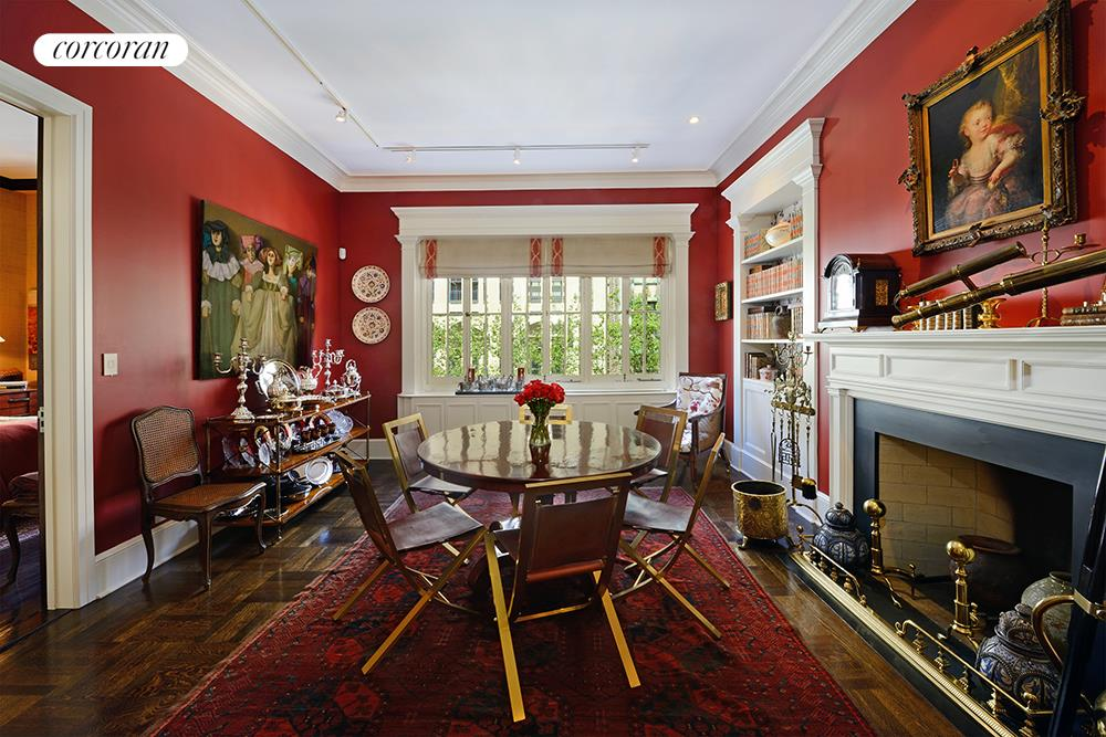 16 East 84th Street, 3, Dining Room