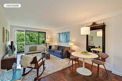 New York City Real Estate | View 230 East 15th Street, #6D | Living Room / Dining Room