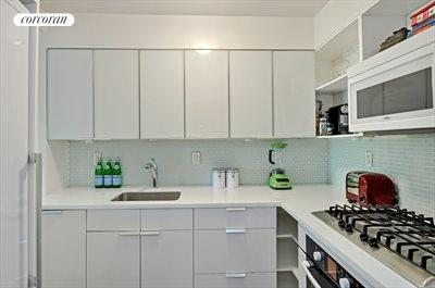 New York City Real Estate | View 230 East 15th Street, #6D | Kitchen