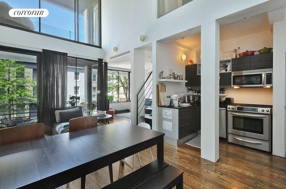 Kitchen/Living/Dining