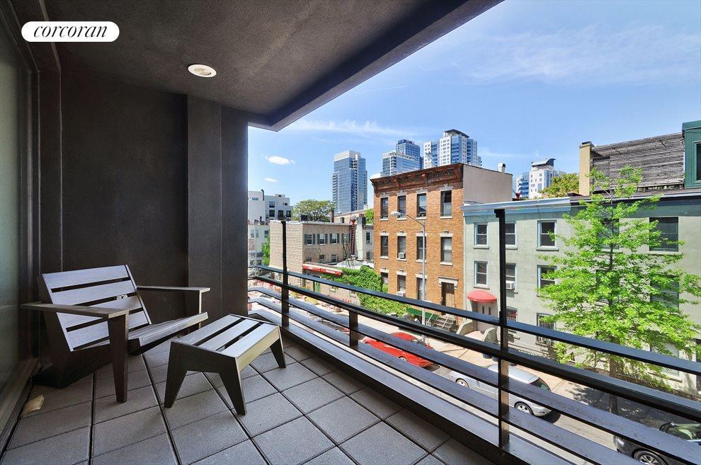 2 in-unit Terraces