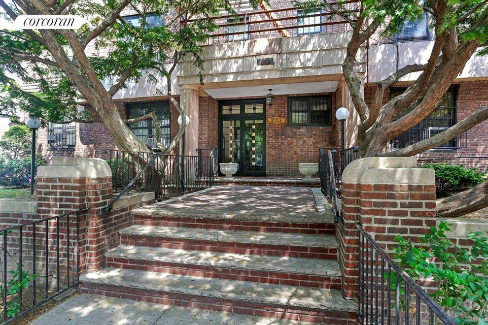 Grand Entrance ~ 283 East 5th Street