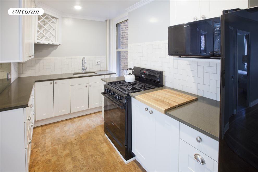 Renovated, Open Kitchen