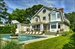 178 Redwood Road, Heated Gunite Pool overlooking the Harbor--Southwest exposure
