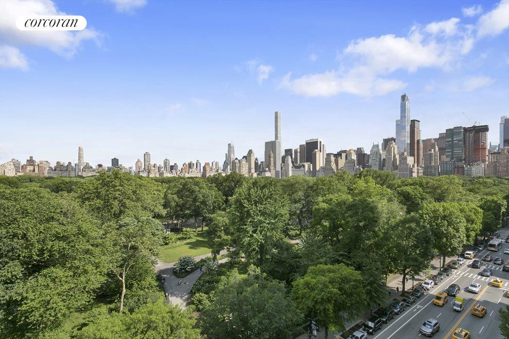 Central Park West Views