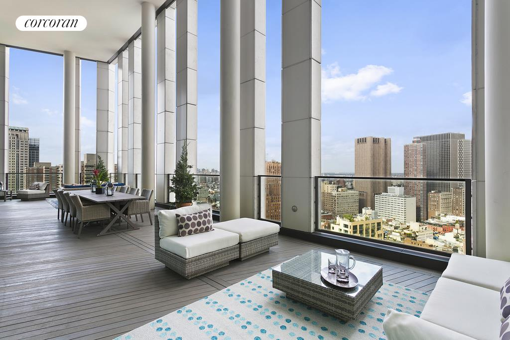 Corcoran 101 warren st apt 3250 tribeca real estate for Real estate in tribeca