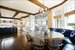 168 Dune Road, breakfast nook