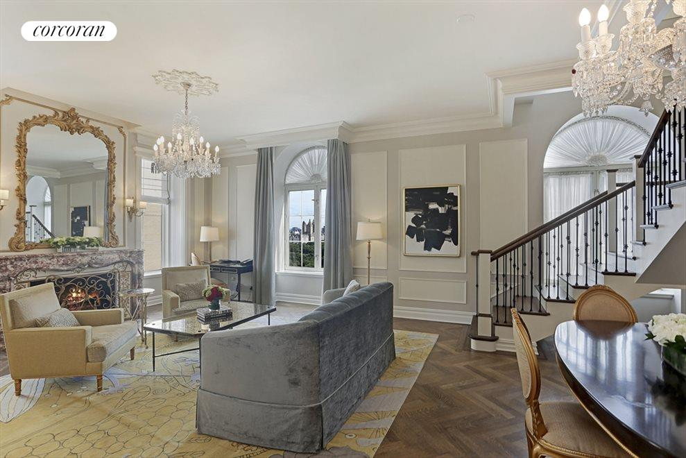 New York City Real Estate | View 768 Fifth Avenue, #PH2040 | 2 Beds, 2 Baths