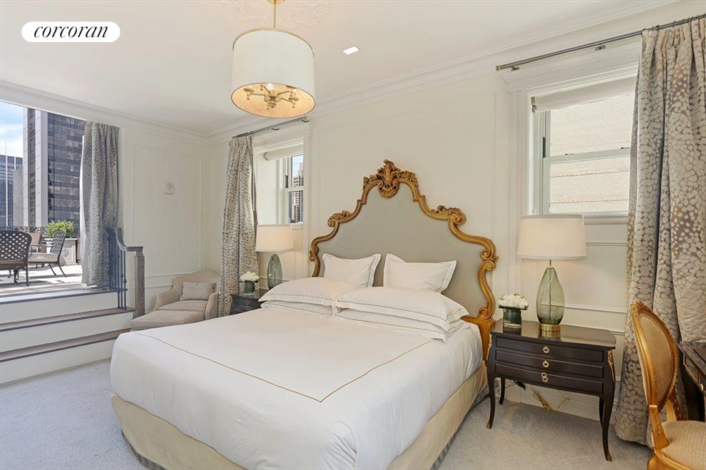 New York City Real Estate | View 768 Fifth Avenue, #PH2040 | Master Bedroom