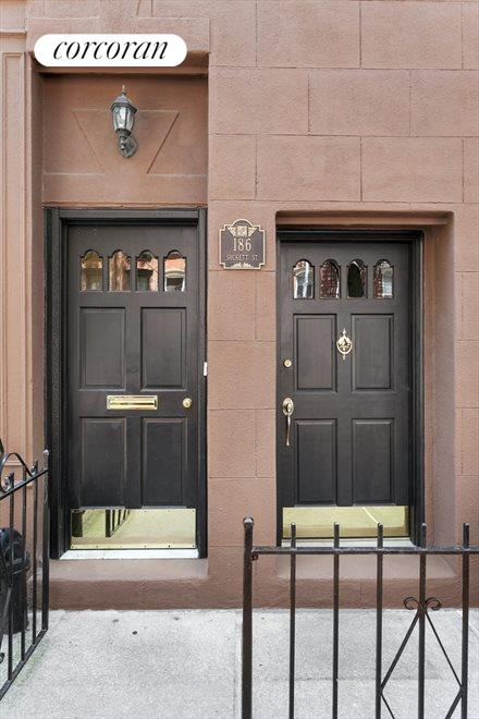 New York City Real Estate | View 186 Sackett Street | Entry to Apartment