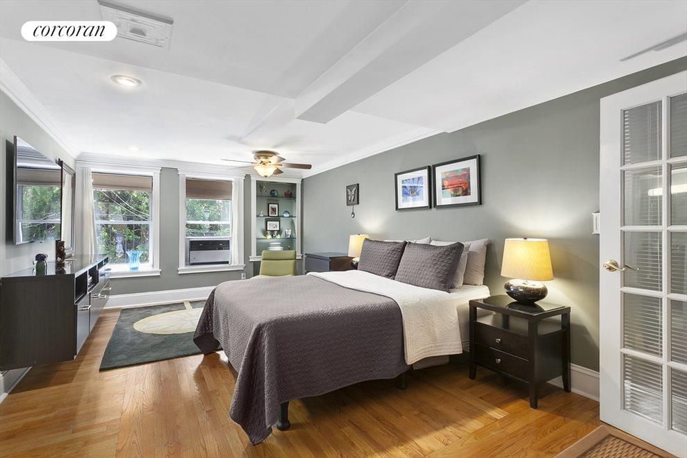 New York City Real Estate | View 186 Sackett Street | Master Bedroom