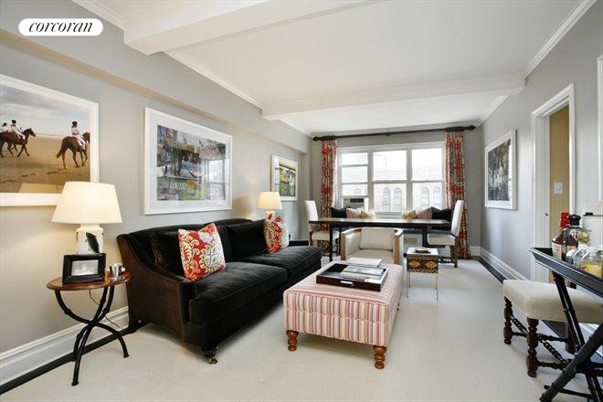 240 East 79th Street, 16A, Living Room