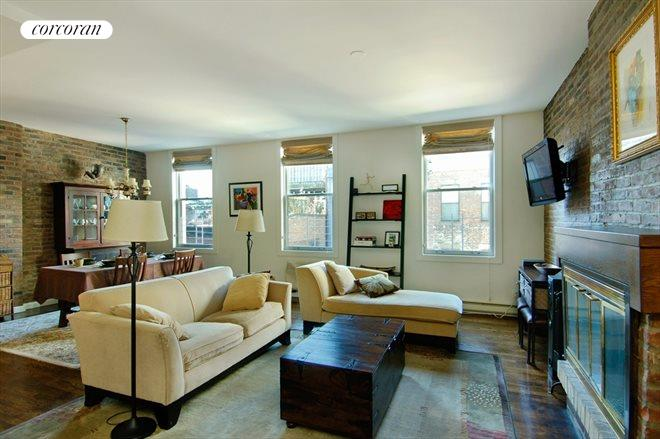 230 East 18th Street, 5C, Living Room