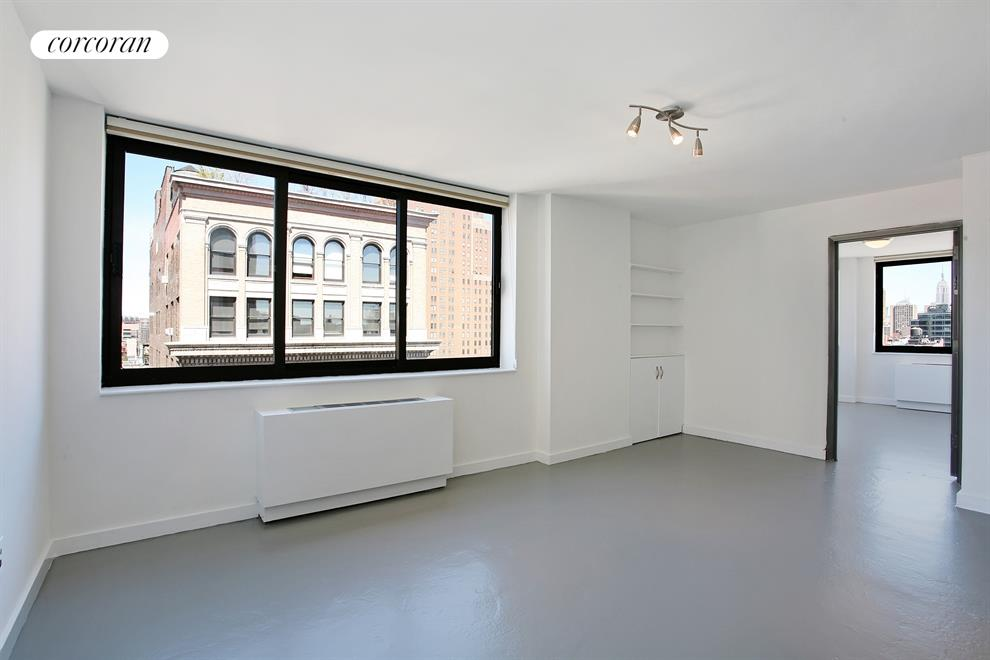376 Broadway, 14F, Living Room