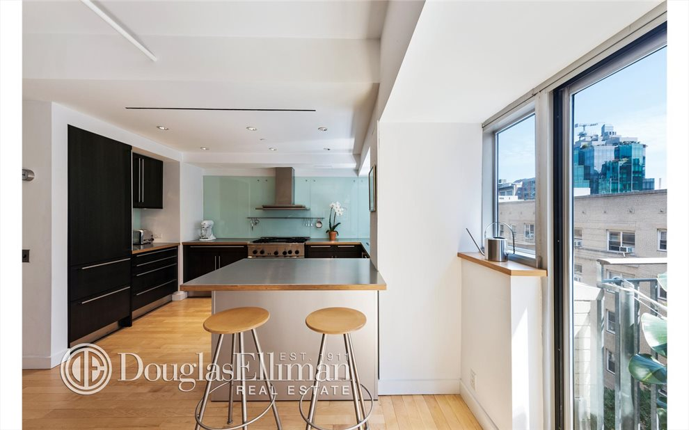 New York City Real Estate | View 217 West 19th Street #6S | 2 Beds, 2 Baths