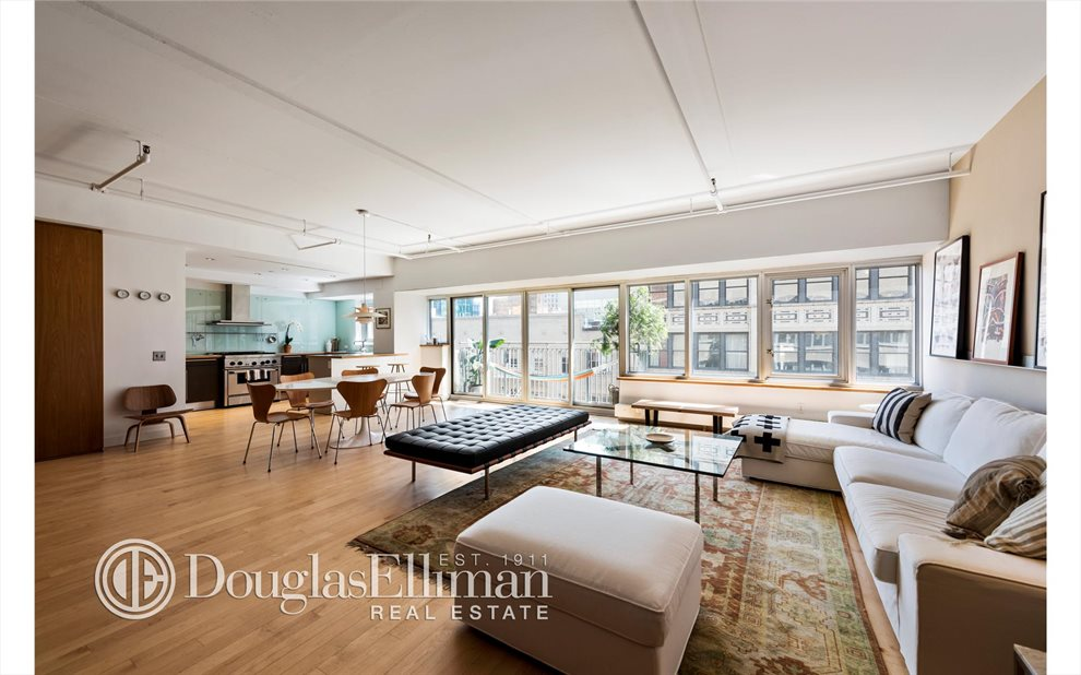 New York City Real Estate | View 217 West 19th Street #6S | room 6
