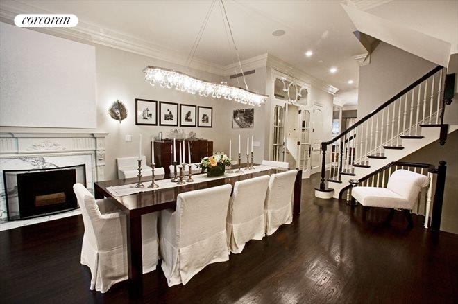 309 West 102nd Street, Dining Room