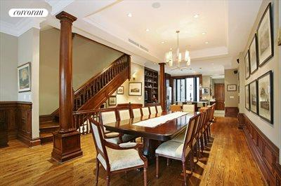 New York City Real Estate | View 2036 Fifth Avenue | Dining Room