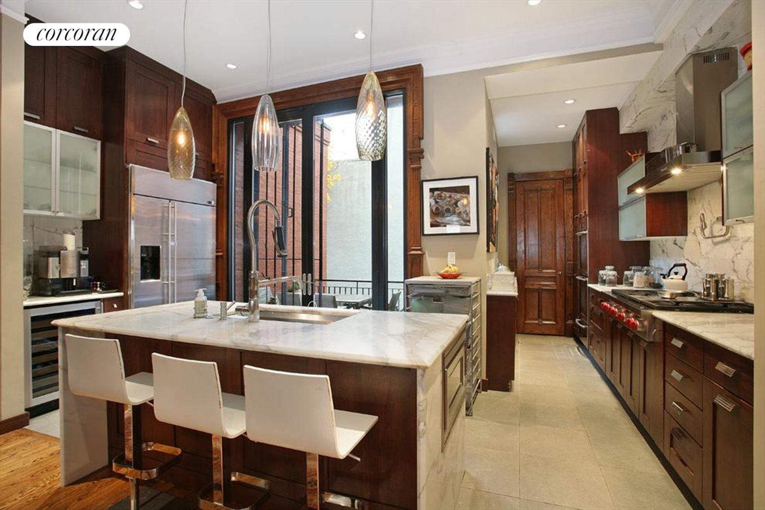 New York City Real Estate | View 2036 Fifth Avenue | Kitchen