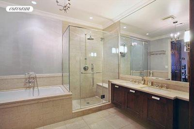 New York City Real Estate | View 2036 Fifth Avenue | Master Bathroom