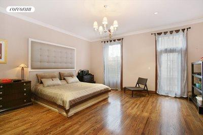 New York City Real Estate | View 2036 Fifth Avenue | Master Bedroom