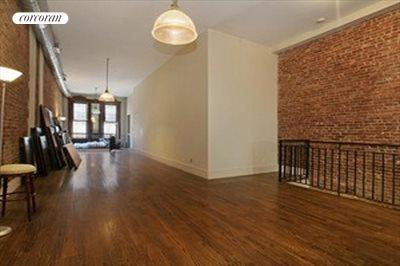 New York City Real Estate | View 2036 Fifth Avenue | Upstairs floor of duplex