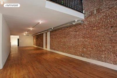 New York City Real Estate | View 2036 Fifth Avenue | downstairs duplex
