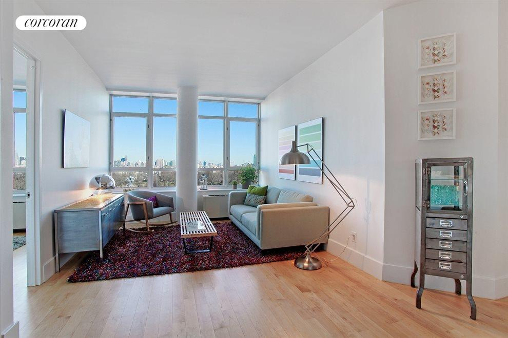 New York City Real Estate | View 20 Bayard Street, #14C | Living Room