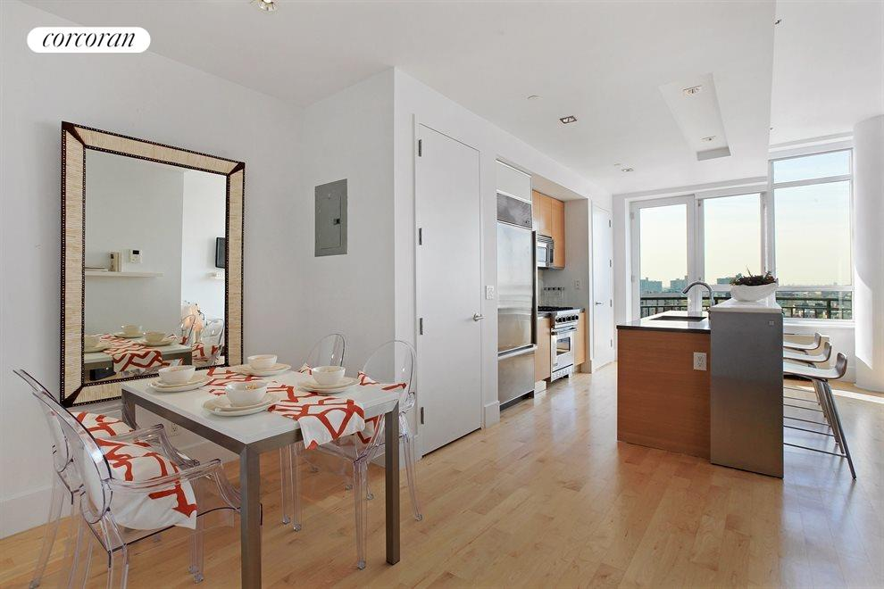 New York City Real Estate | View 20 Bayard Street, #14C | Dining Room