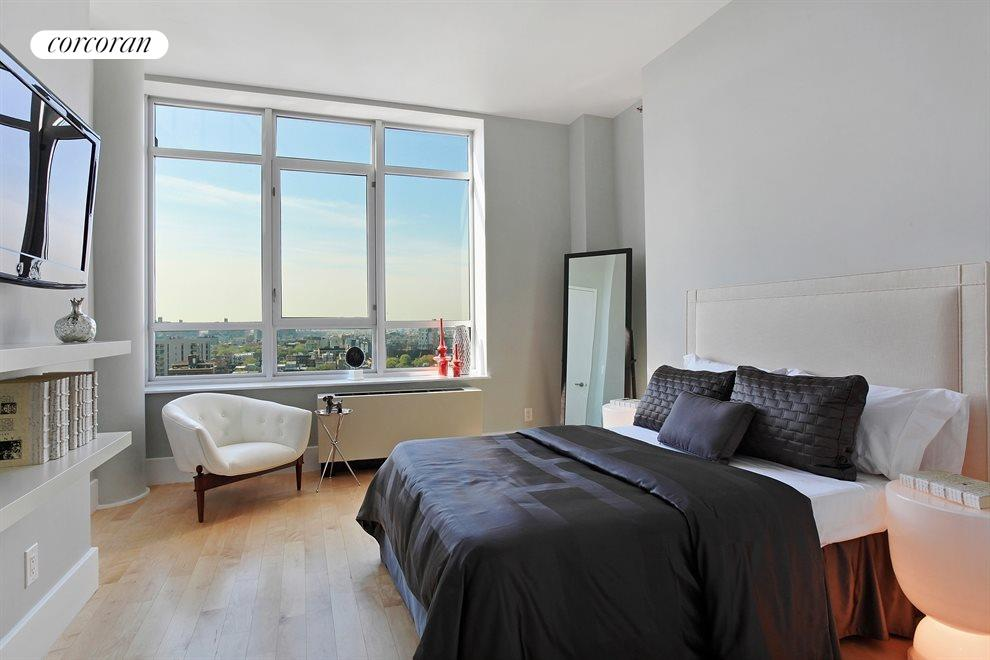 New York City Real Estate | View 20 Bayard Street, #14C | Bedroom