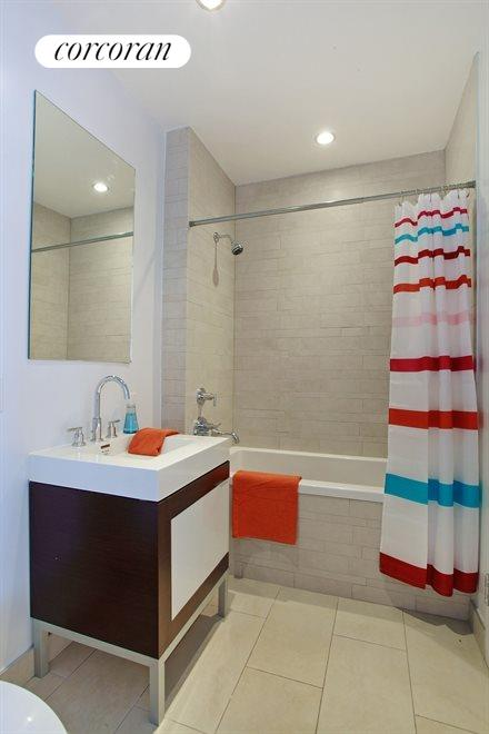 New York City Real Estate | View 20 Bayard Street, #14C | Bathroom