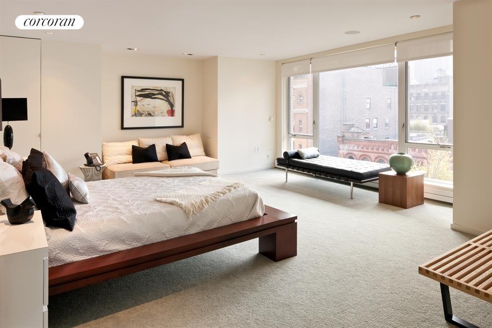 Corcoran 35 37 North Moore Apt Ph Tribeca Real Estate Manhattan For Sale Homes Tribeca