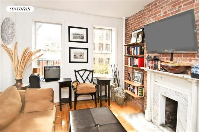 53 West 11th Street, 4W, Living Room