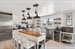 212 Lumber Lane, Gourmet kitchen