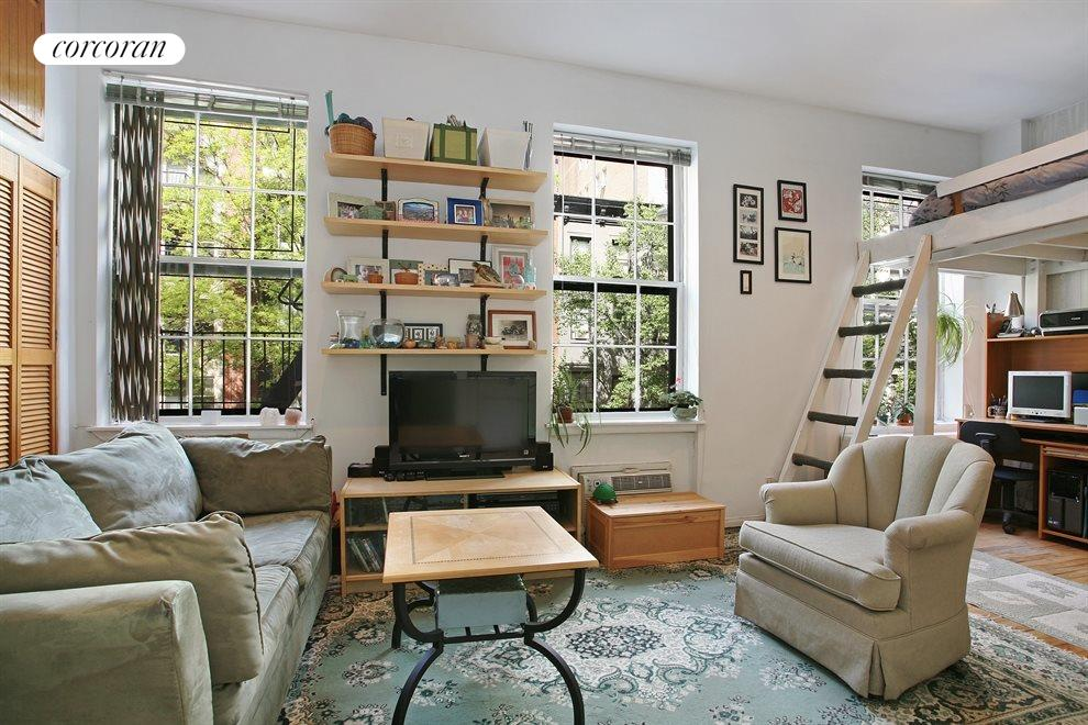 Bright and Sunny Living Room