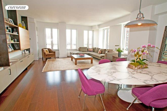 230 West 78th Street, 12B, Living Room