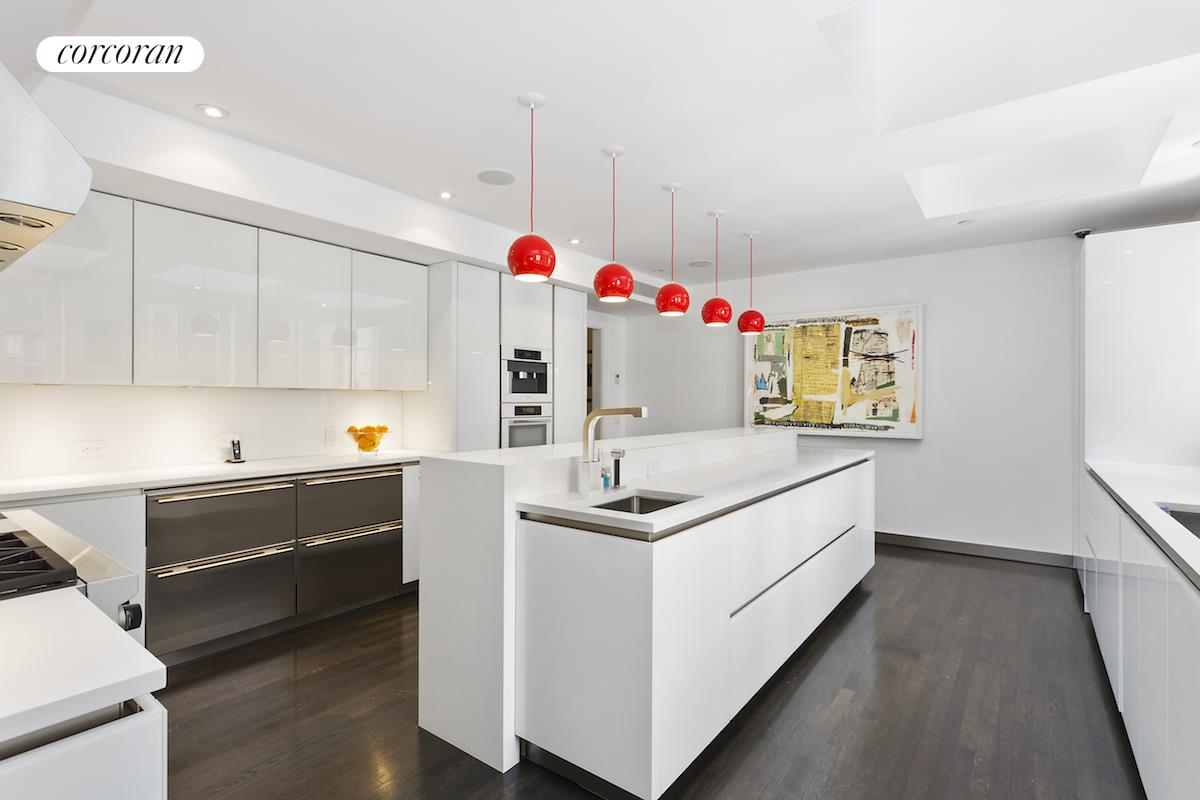 3 East 95th Street, PENTHOUSE, Living Room