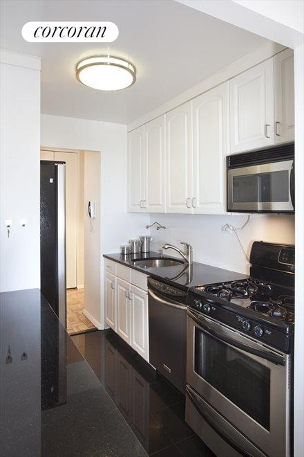 Renovated Kitchen with Granite Counters
