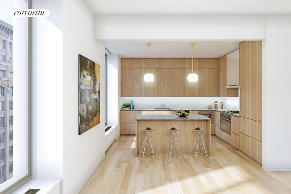 21 East 12th Street, 6D, Kitchen