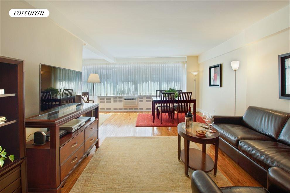 New York City Real Estate | View 333 East 46th Street, #9C | 1 Bath