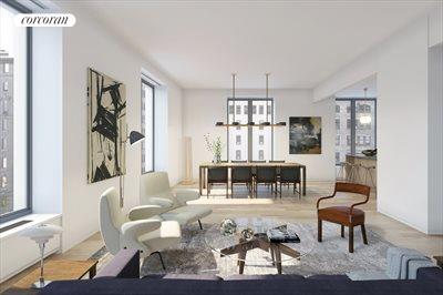 New York City Real Estate | View 21 East 12th Street, 5B | room 1