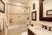 456 West 50th Street, 4, marble Bath