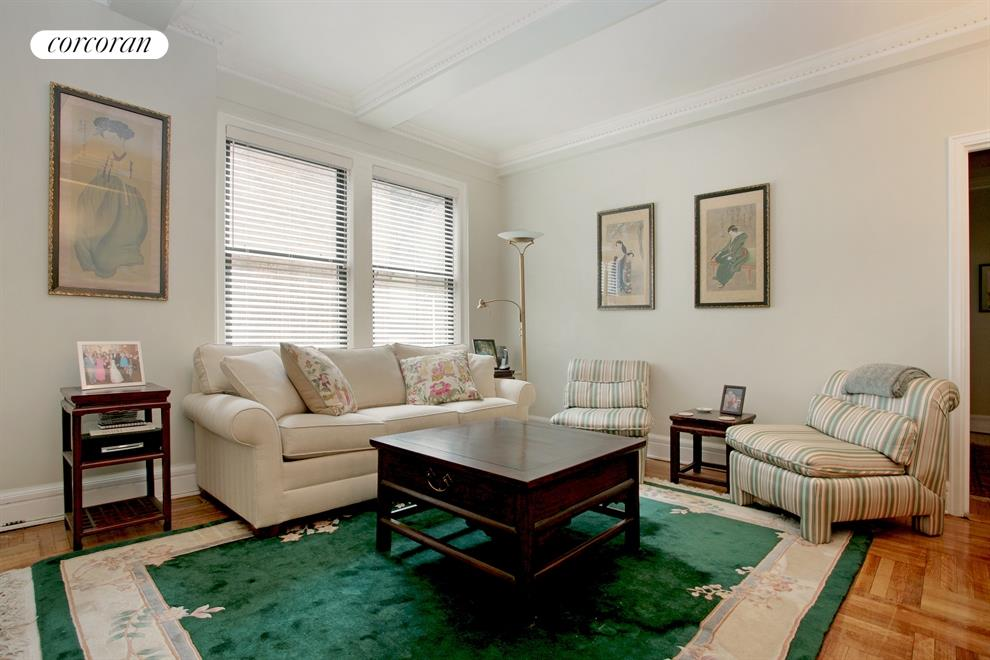 Corcoran 55 east 86th street apt 3d carnegie hill for Living room 86th street