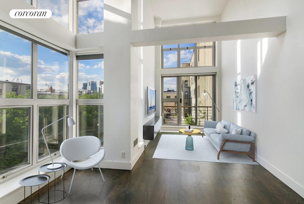 New York City Real Estate | View 113 South 2nd Street, #3B | 2 Beds, 2 Baths